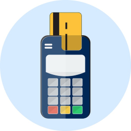 credit machine